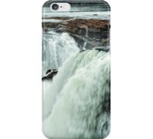 Iguazu Falls - Across the Top  iPhone Case/Skin