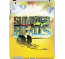 Summer Beats iPad Case/Skin