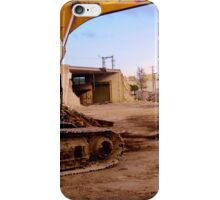 A DAY'S WORK AND MORE iPhone Case/Skin