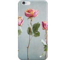 Dried Beauties iPhone Case/Skin