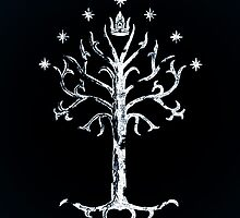 Tree of Gondor by SoldierofGondor