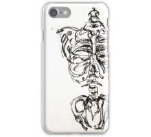 Skeletal I iPhone Case/Skin