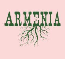 Armenia Roots Baby Tee