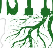Austria Roots Sticker