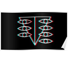 Seele Symbol Poster