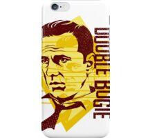 Humphrey Bogart retro graphic iPhone Case/Skin