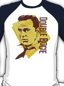 Humphrey Bogart retro graphic T-Shirt