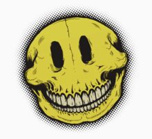 Smiley Skull Kids Clothes