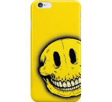 Smiley Skull iPhone Case/Skin