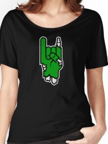ZOMBIES ROCK! Women's Relaxed Fit T-Shirt