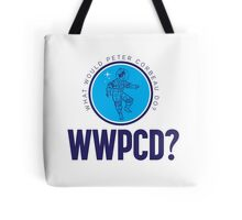 What Would Peter Corbeau Do? Tote Bag