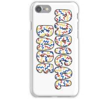 Primary Radical Babe iPhone Case/Skin