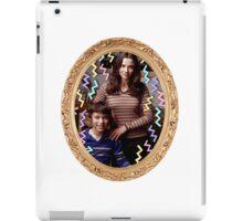 Lindsay and Sam Weir Frame iPad Case/Skin