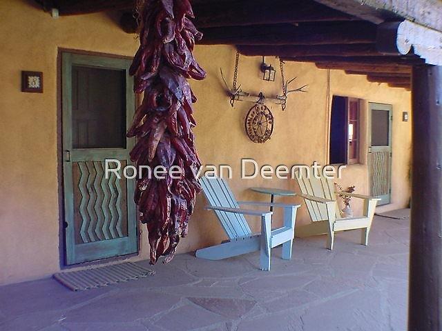 Old Taos Guesthouse by Ronee van Deemter