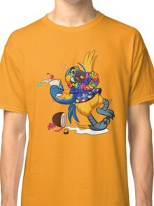 Party Animal Parrot Classic T-Shirt