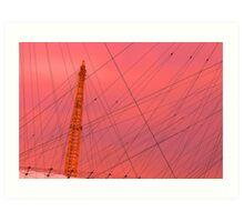 Dome 1 Art Print