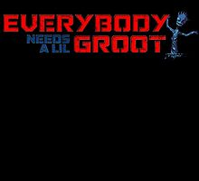 baby GROOT by lofton