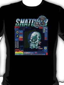 Snatcher (Sega CD) Logo v3.0 T-Shirt