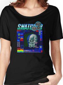 Snatcher (Sega CD) Logo v3.0 Women's Relaxed Fit T-Shirt