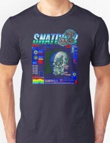 Snatcher (Sega CD) Logo v3.0 Unisex T-Shirt