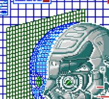 Snatcher (Sega CD) Logo v3.0 Sticker