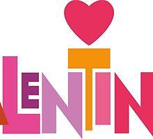 Happy Valentine's Day by Rif Khasanov