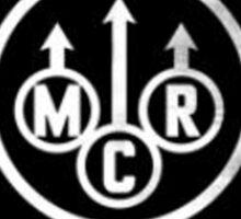 mcr logo Sticker