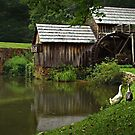mabry mill by J.K. York