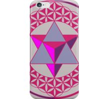 Star Tetrahedron iPhone Case/Skin