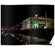 Natt kanal Poster