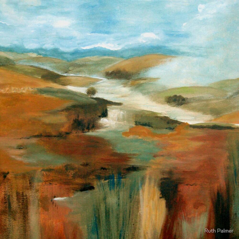 Misty HIlls by Ruth Palmer