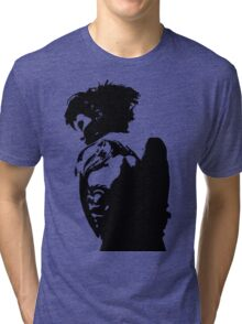 The Girl with the Dragon Tattoo Tri-blend T-Shirt