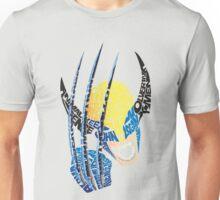 Wolvie History Typography Unisex T-Shirt