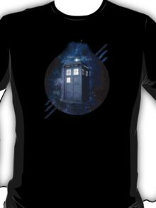 ThroughTime And Space T-Shirt