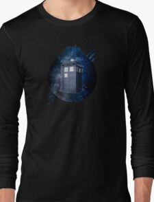 ThroughTime And Space Long Sleeve T-Shirt