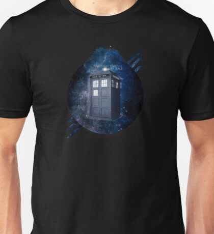 ThroughTime And Space Unisex T-Shirt