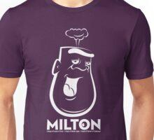 Milton the Monster - dark background Unisex T-Shirt