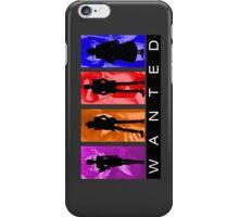 Wanted Lupin III iPhone Case/Skin
