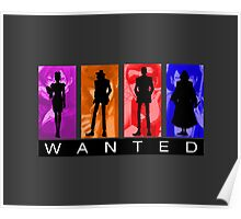 Wanted Lupin III Poster