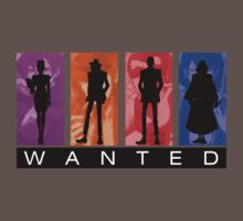 Wanted Lupin III Kids Clothes
