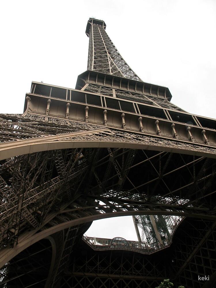 Eiffel Tower by keki