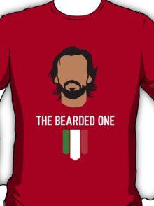 The bearded one - pirlo T-Shirt