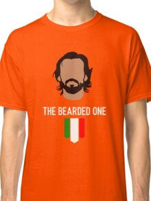 The bearded one - pirlo Classic T-Shirt