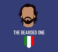 The bearded one - pirlo Unisex T-Shirt