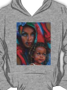 """""""Mother And Child"""" T-Shirt"""