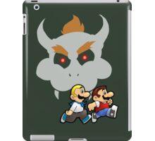 Super Runaway Bros! iPad Case/Skin