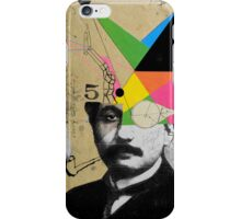 einstein for the lateral thinker iPhone Case/Skin