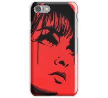 vermilion iPhone Case/Skin