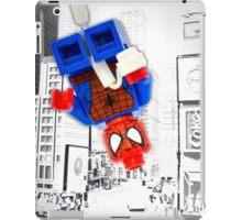 Lego Spiderman (without border) iPad Case/Skin