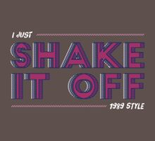 Shake it off like it's 1989 Kids Clothes